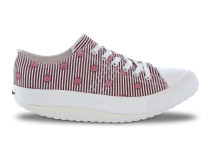 WALKMAXX TREND LEISURE SHOES PRINT STRIPE