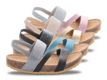 Walkmaxx Sandals Cork Trend